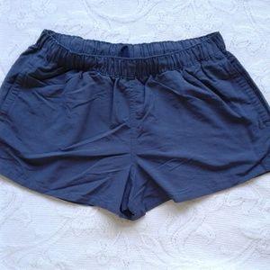 Patagonia Shorts Barely Baggies Stone Blue M